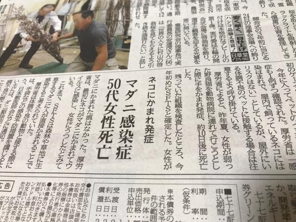 マダニ記事3