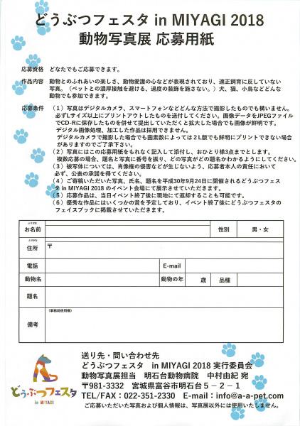 動物フェスタ写真展応募用紙 新_ページ_1