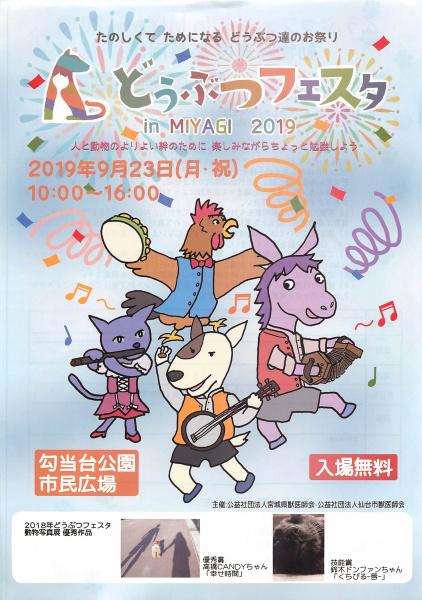 動物フェスタ写真展応募用紙.表
